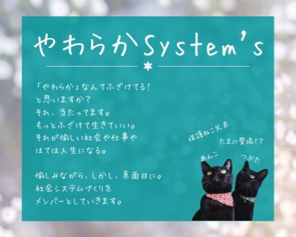 やわらかSystem's